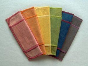 枚数が少なくて済む布ナプキン