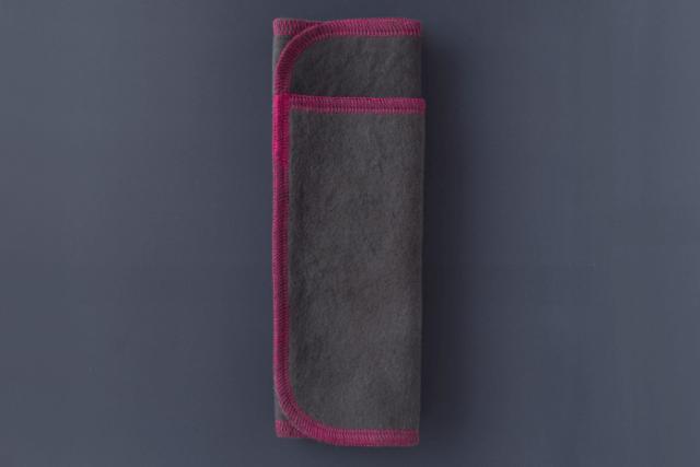 黒い布ナプキン