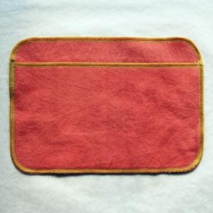 広げた多い日用布ナプキン